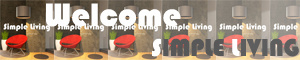 Simple Living for your life的LOGO