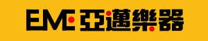 台中亞邁樂器的LOGO
