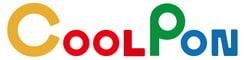 COOLPON(庫)的LOGO