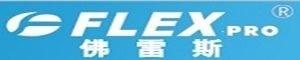 英國Flex佛雷斯羽球精品專賣店的LOGO