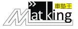 【MatKing•車墊王】的LOGO