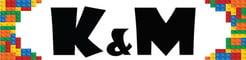 K&M 本舖的LOGO