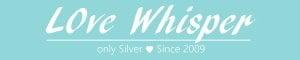 ❤戀鍊耳語❤純銀飾專賣的LOGO