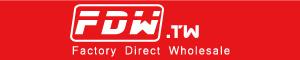 FDW.Taiwan 工廠直送熱銷美國的LOGO