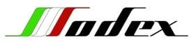 摩德士 MODEX Vespa 偉士牌改裝品專賣店的LOGO