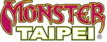 Monster Taipei 台北怪獸玩具店的LOGO