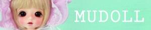 Mudoll Taiwan official 的LOGO