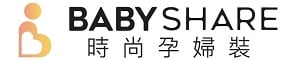 ╭°☆@BabyShare時尚孕婦裝@☆°╮的LOGO