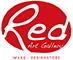 Red Art Gallery / Store《紅舍小舖》的LOGO
