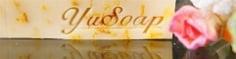 YuSoap 天然手工皂的LOGO