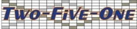 Two-Five-One的賣場的LOGO