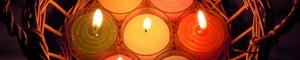 【戀人藝術蠟燭專賣店】蠟燭DIY材料特價中的LOGO