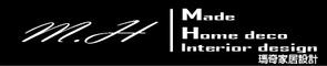 M.H 瑪奇傢居設計的LOGO