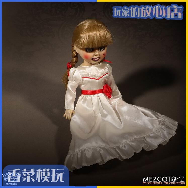 Mezco Toyz螞蟻94460B 10寸活死人娃娃安娜貝爾Annabelle 再版