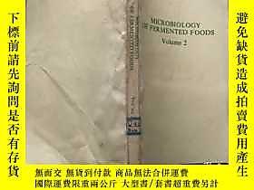 古文物Microbiology罕見of Fermented Food Volume 2 發酵食品的微生物學 第二卷 I英