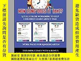 古文物Work罕見Pages for Kindergarten (How long does it take?): A