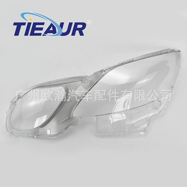 適用於豐田凌志雷克薩斯GS300大燈罩大燈殼PC面罩大燈面殼06-12年
