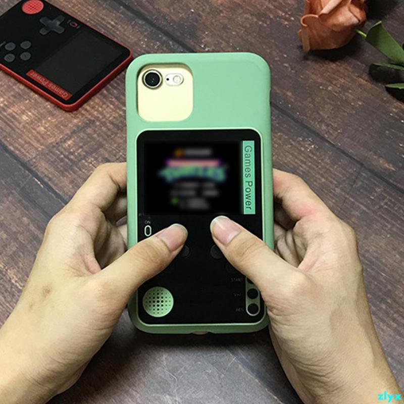 高品質超薄紙牌遊戲機復古懷舊手持控制台, 適用於 Iphone 移動 R8K8