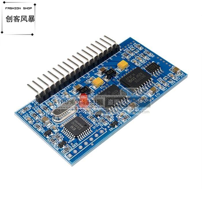 DC-AC 純正弦波逆變器SPWM板EGS002 EG8010 IR2113驅動板模塊