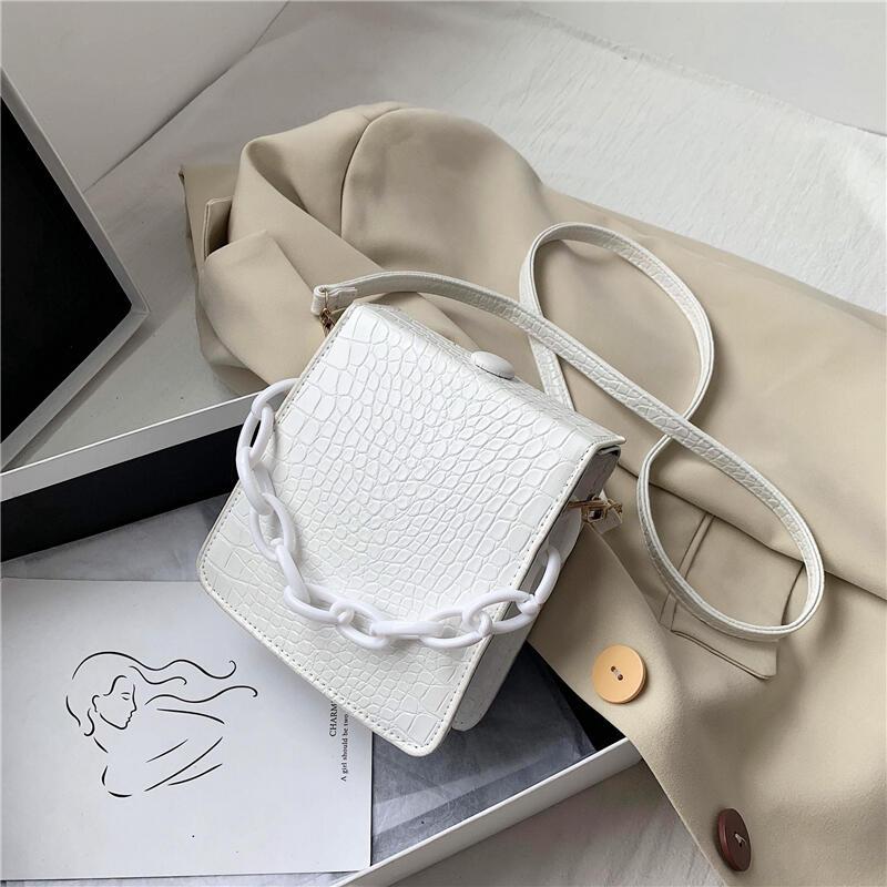 夏天小眾流行包包2020新款潮韓版小方包質感單肩斜挎包女百搭ins