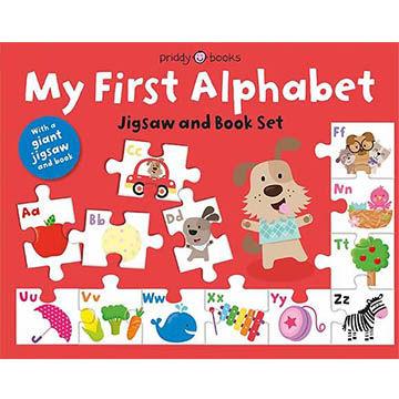 【PChome 24h購物】 My First Alphabet Jigsaw Set(美國版)(外文書) DJBM12-A9008YRAL