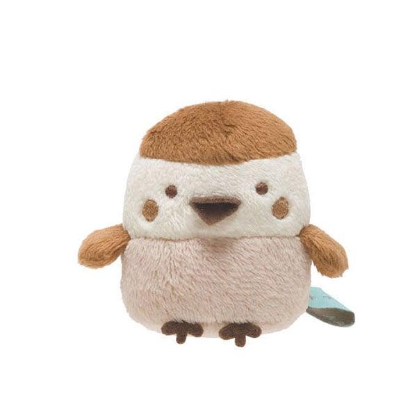 【PChome 24h購物】 San-X 角落生物迷你造型沙包玩偶迷你小公仔娃娃。麻雀君 DEAE7D-A9009Z4OL