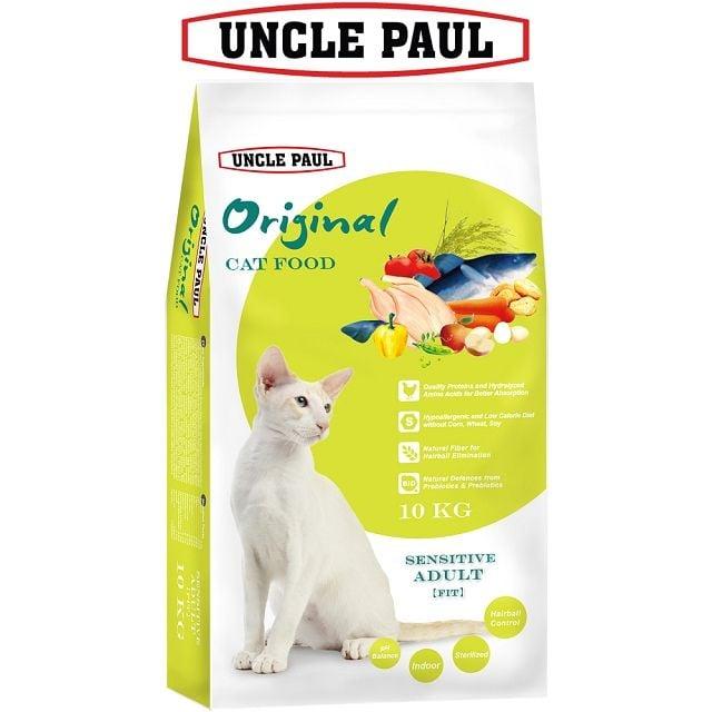 【PChome 24h購物】 【UNCLE PAUL】保羅叔叔田園生機貓食 10kg(低敏成貓 體態貓) DEBV60-A900AALJK