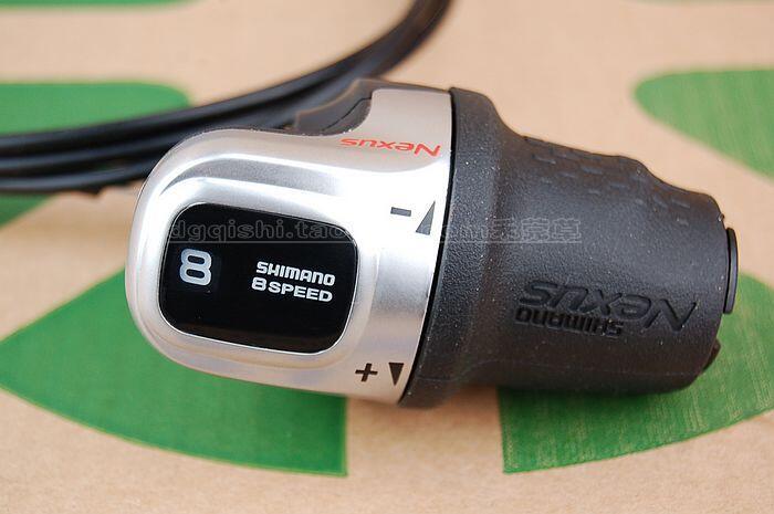 現貨SL-8S20 轉把內8速轉把8R36 轉把適用ALFINE 內8 S503指撥精品露天拍賣