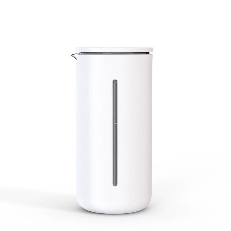 泰摩小U法壓壺法式家用耐熱玻璃咖啡機手衝過濾咖啡器具450ML