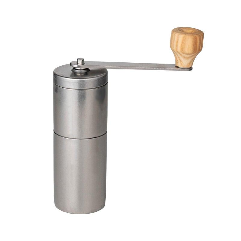日本青芳手搖磨豆機復古咖啡研磨機手動磨粉陶瓷芯Coffee Grinder