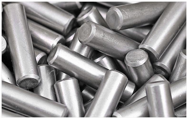 GB119標準件304不銹鋼圓柱銷 定位銷 固定銷銷釘銷子M1.5 M2 M2.5