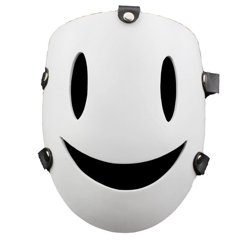 新品熱賣天空侵犯面具cos動漫高層理火萬圣節恐怖游戲日本道具外星人鬼王