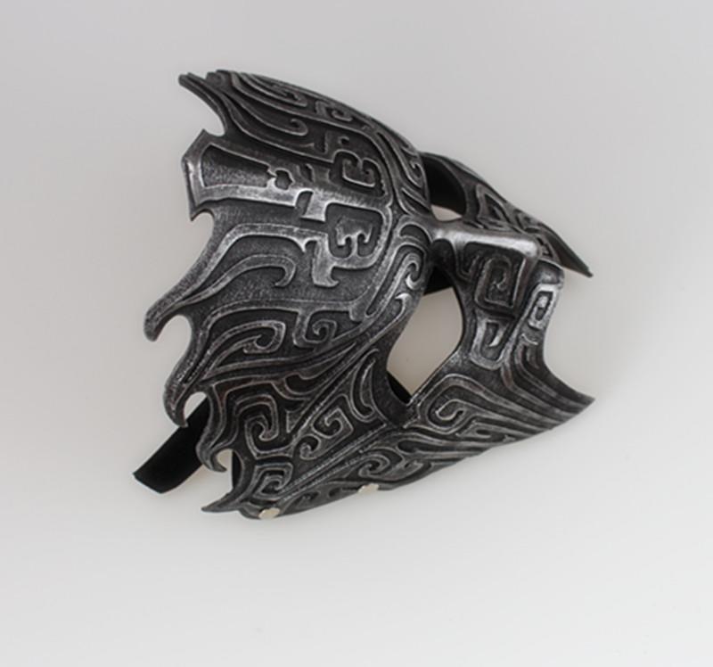 新品熱賣青云志同款面具 cos萬圣節恐怖派對舞臺演出道具影視周邊樹脂面具