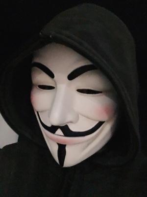 新品熱賣樹脂面具 萬圣節化妝舞會V恐怖派對cos裝扮頭套影視演出頭盔 小丑