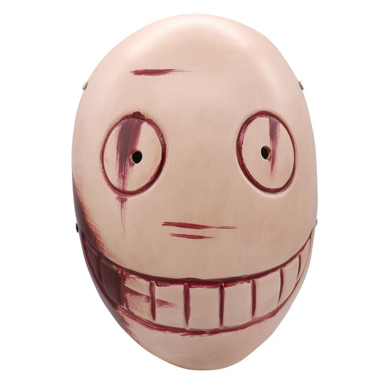 新品熱賣黎明殺機新軍團cos夾子屠夫面具萬圣節恐怖裝扮演出道具 樹脂面具