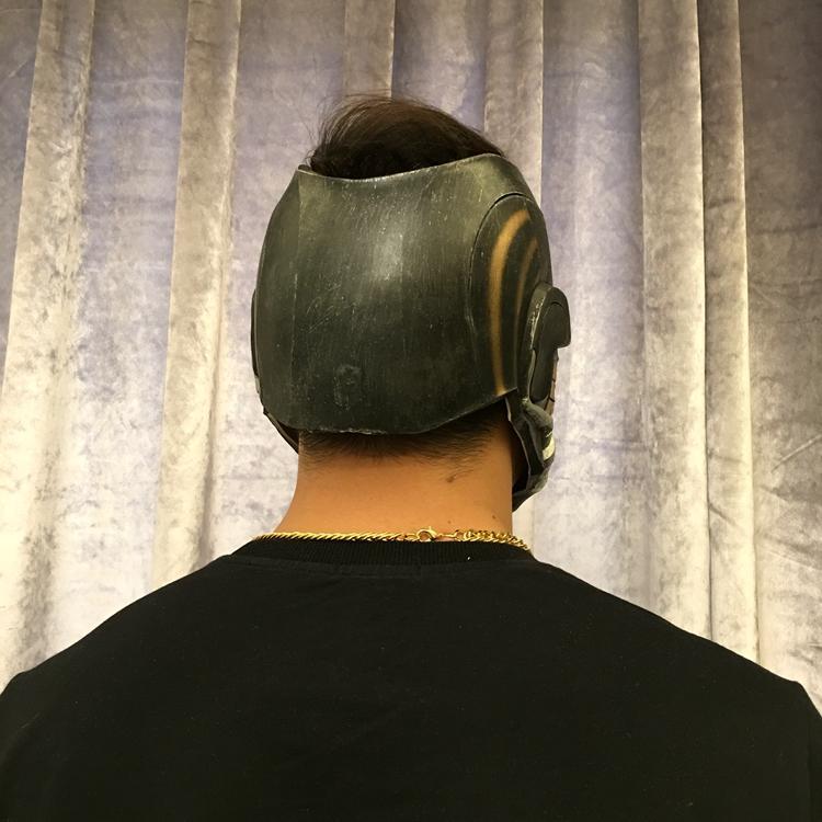 新品熱賣銀河護衛隊頭盔Guardians oftheGalaxy星爵頭盔面具cos萬圣節頭盔