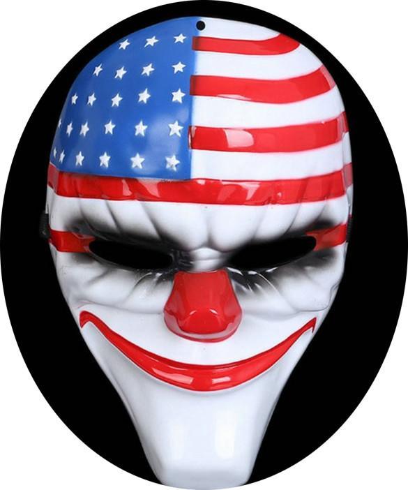 新品熱賣殺人游戲狼人殺心理游戲殺人吧警匪游戲俱樂部防作弊面具面罩