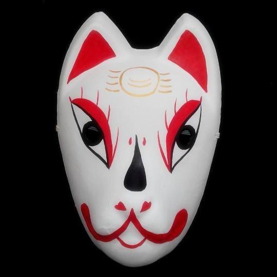 新品熱賣星河 火影忍者面具 卡卡西 暗部面具 狐貍面具 動漫cosplay面具