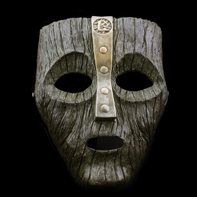 新品熱賣萬圣節電影洛基小丑恐怖成人搞笑男女空白街舞diy樹脂鬼臉面具