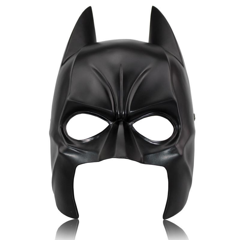 新品熱賣珍藏版電影蝙蝠俠主題面具 萬圣節面具 舞會恐怖樹脂面具 包郵