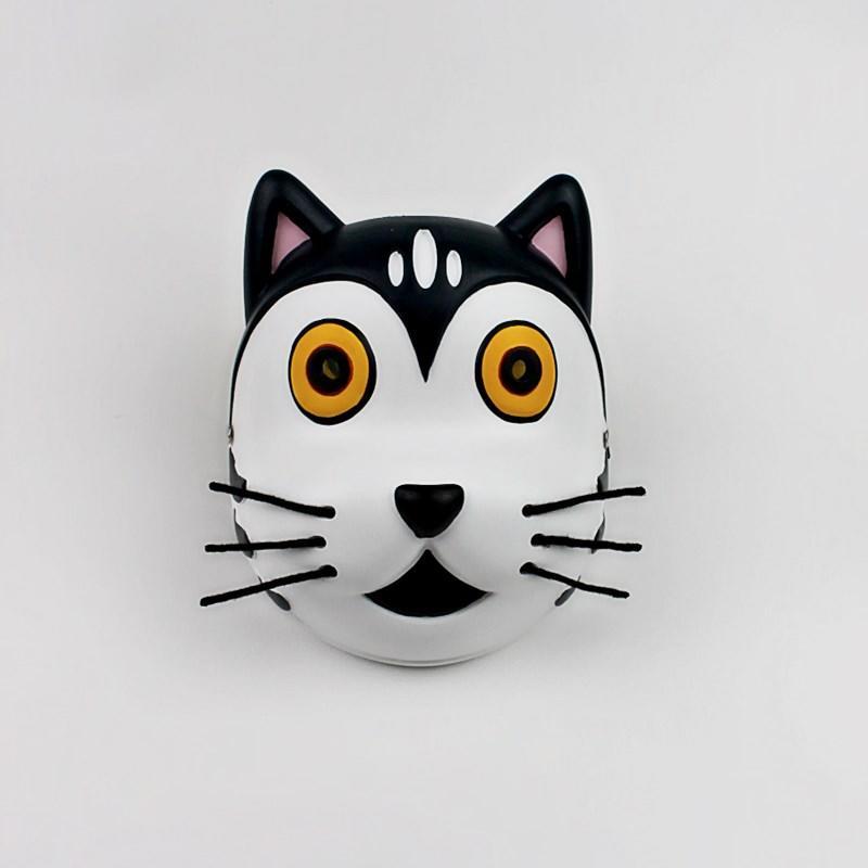新品熱賣日本熱劇怪盜山貓主題COS裝扮搞笑恐怖男女通用樹脂面具
