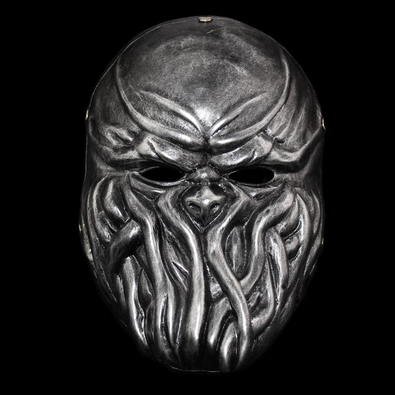 新品熱賣珍藏版HarvestDay2 游戲收獲日2系列章萬圣節面具COS扮演樹脂面具