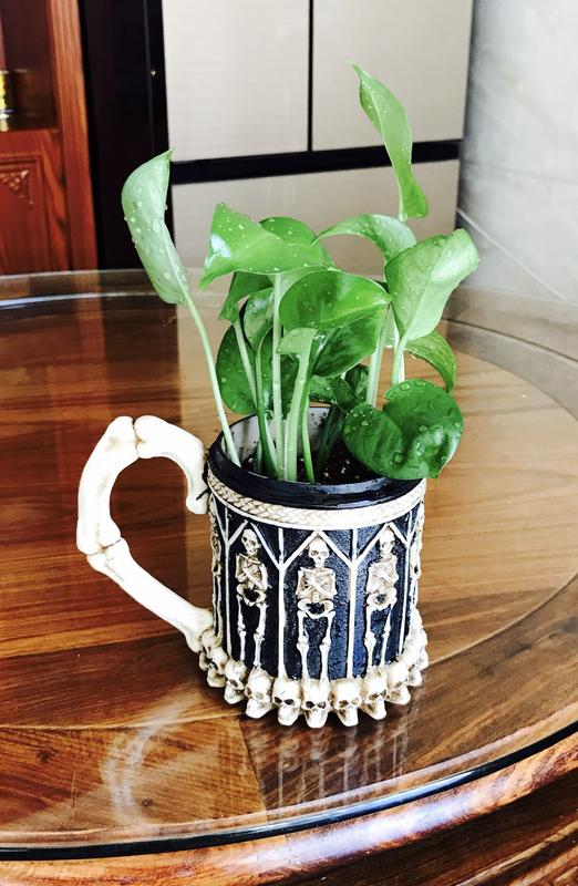 新品熱賣個性創意工藝小花盆