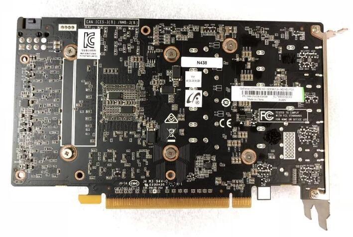 索泰 GTX1060 6G 支持ITX機箱 臺式機大型游戲吃雞顯示卡