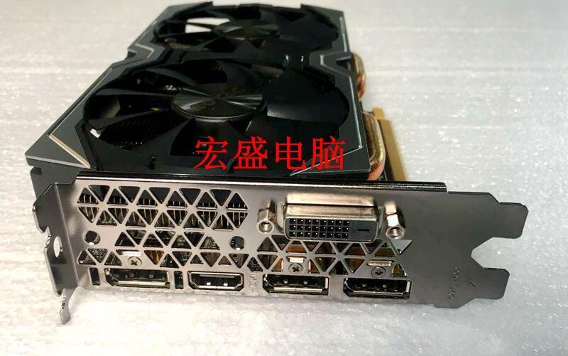 索泰GTX1060 6G毀滅者gtx10606g臺式吃雞游戲電腦獨立顯示卡GTX1060