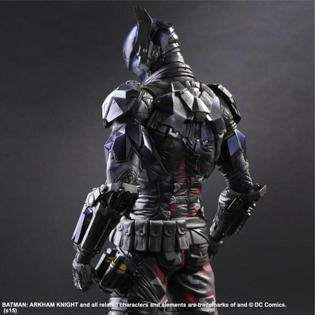 2020年新款現貨Play arts改PA改阿卡姆騎士蝙蝠俠batman 超可動盒裝手辦