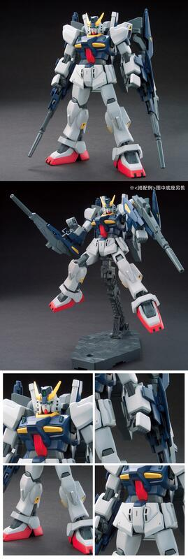 萬代模型 HGBF 1/144 BUILD GUNDAM Mk-II