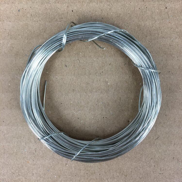 【滿300出貨】鍍錫銅線 跳線 pcb線路板跳線 裸銅絲引線 導線0.6mm 10米起賣