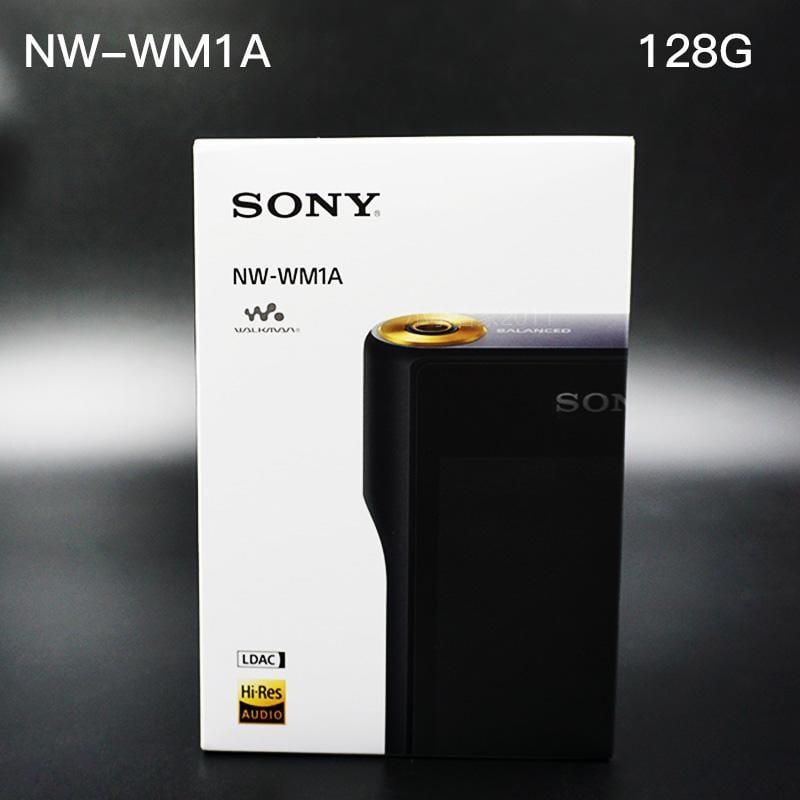Sony/索尼NW-WM1A黑磚 無損HIFI藍牙MP3發燒音樂播放器WM1Z金磚