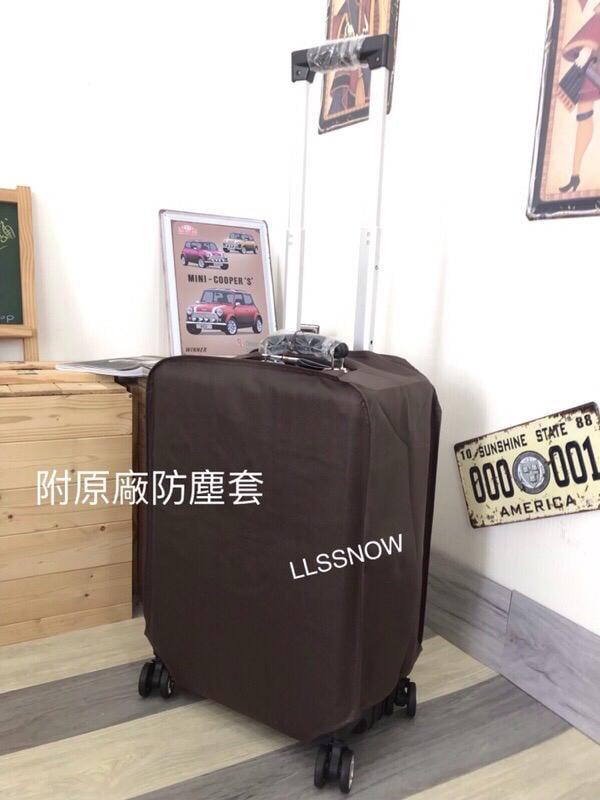 鋁框下殺1680 (限時搶購-現貨) 時尚復刻版鋁框行李箱 髮絲紋復古箱 旅行箱 玫瑰金 20吋 26吋 29吋